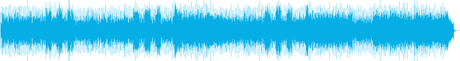 90年代オルタナ系ギターロックの再生済みの波形