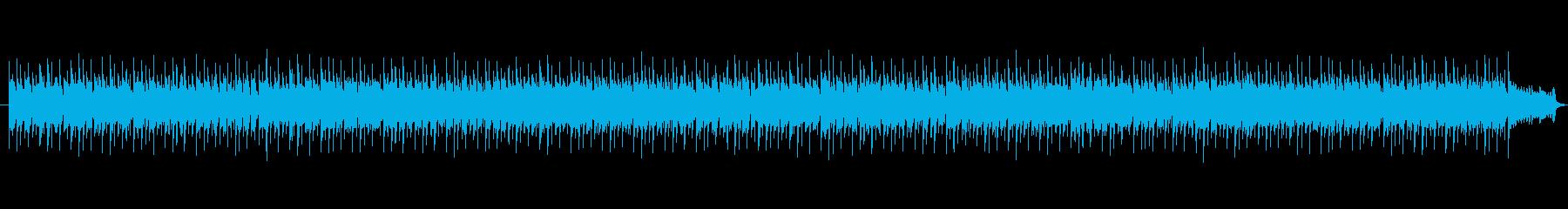 【大会まであと3日】切迫感のある曲の再生済みの波形