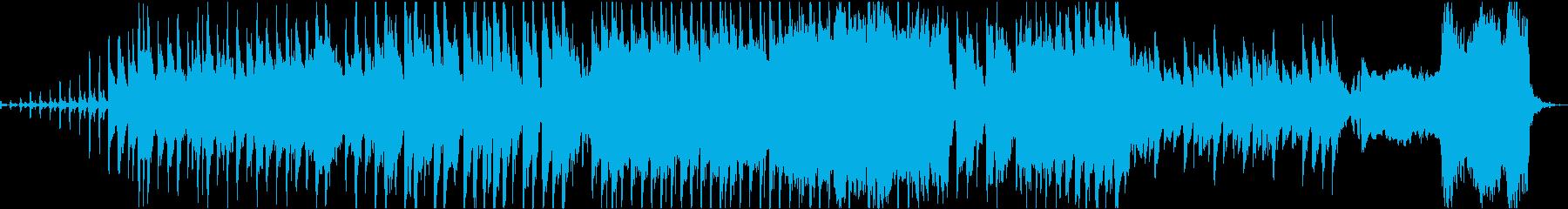 クリスマス 童謡 クラシック オルゴールの再生済みの波形