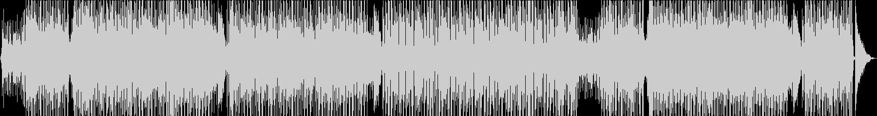 南国系スチール・ドラムのボサノバ の未再生の波形