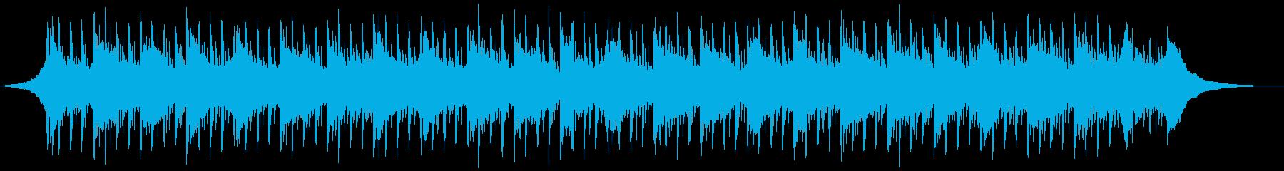 健康と医学(60秒)の再生済みの波形