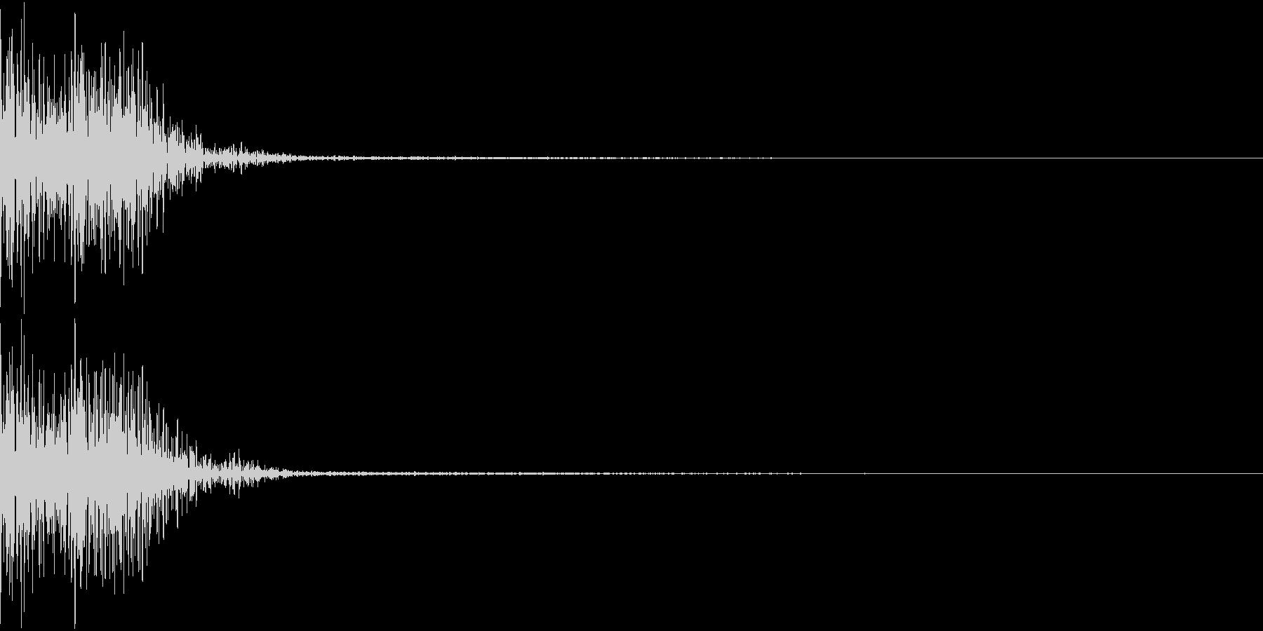 ディロン BET ベット 決定の未再生の波形