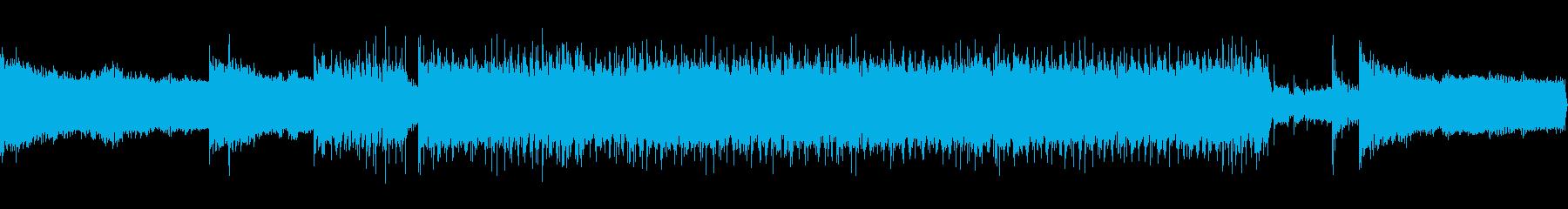 Duelist 30秒バンドサウンド版の再生済みの波形