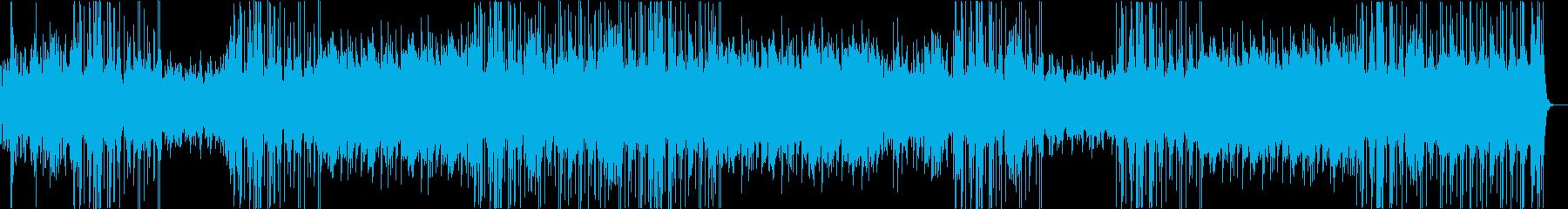 動画 技術的な 環境 静か ハイテ...の再生済みの波形