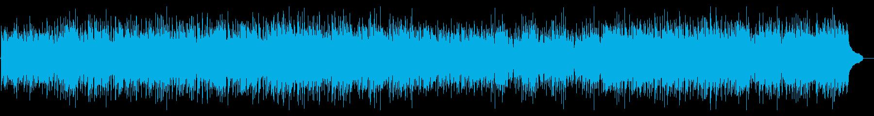 パーカス抜】アップテンポで陽気なウクレレの再生済みの波形