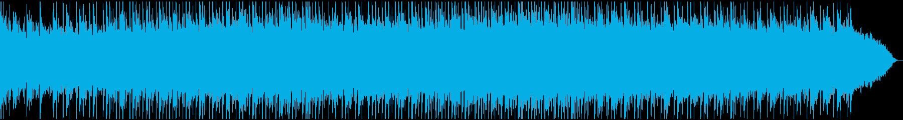企業VP11,コーポレート,ゆっくりの再生済みの波形