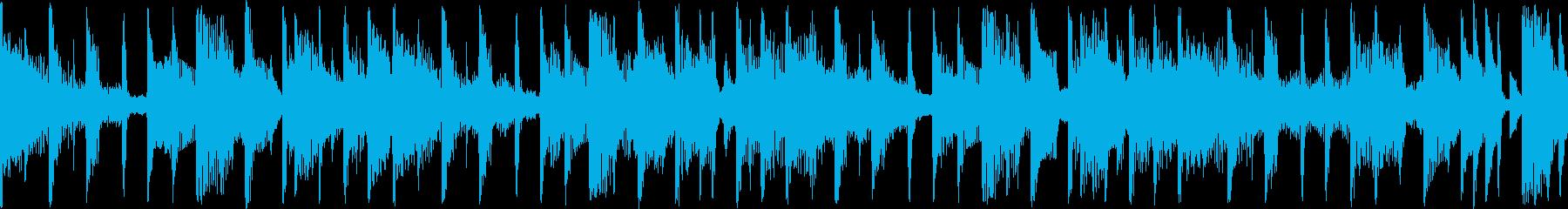 法人 オルガン コーポレート ジャズの再生済みの波形
