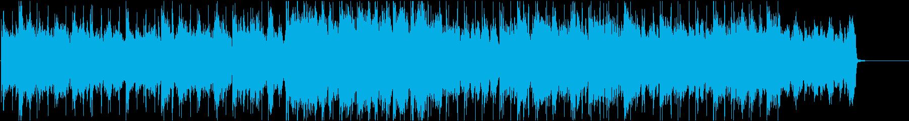 ピアノによる洗練された美の再生済みの波形