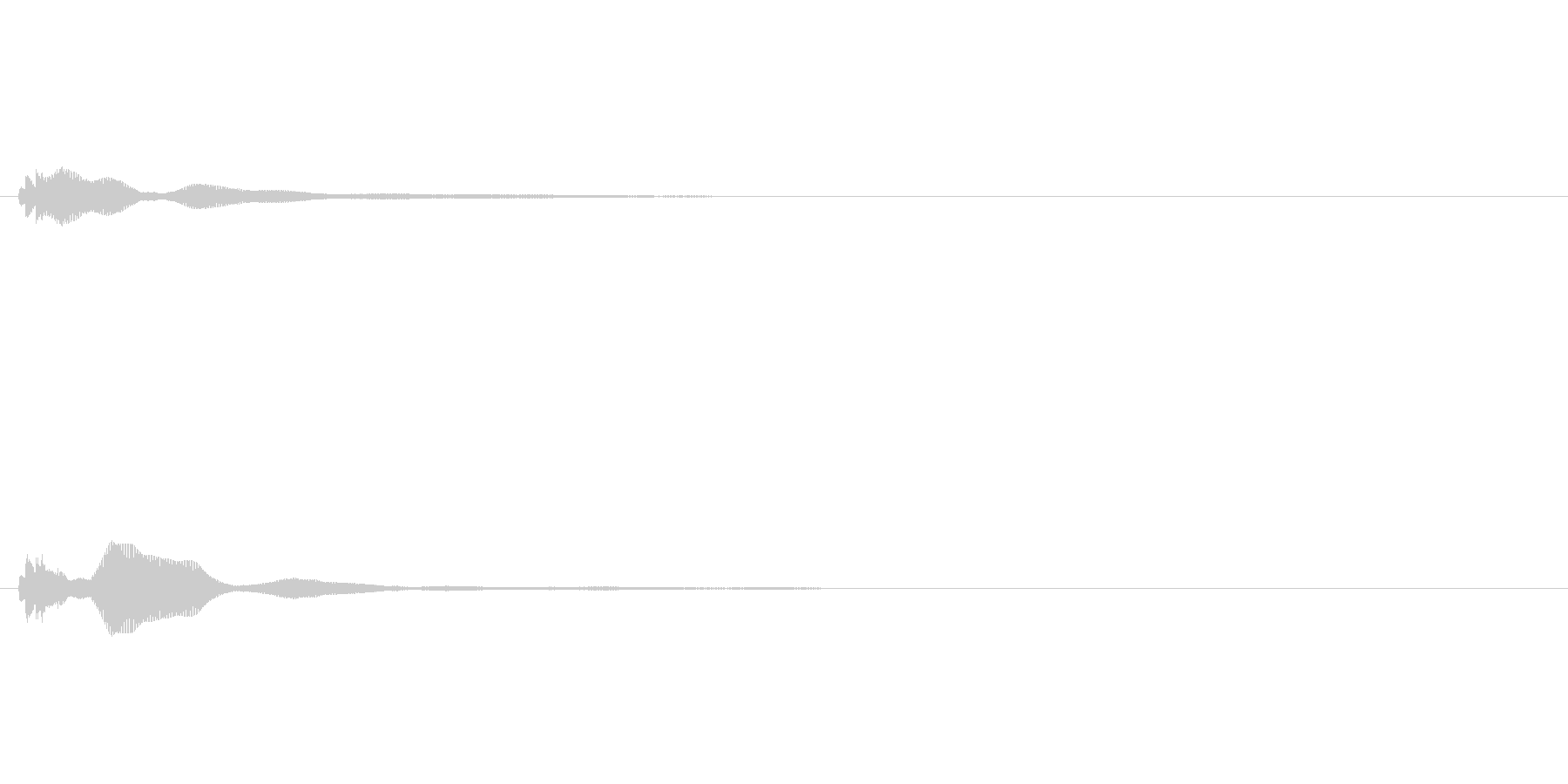 キラキラ系_056の未再生の波形