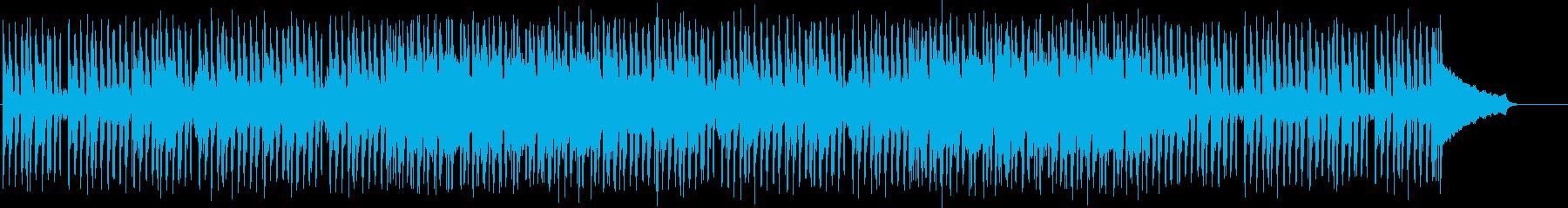 シックでスタイリッシュなBGMの再生済みの波形