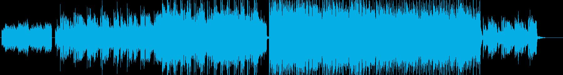 女声×カントリーな洋楽Pops/Folkの再生済みの波形