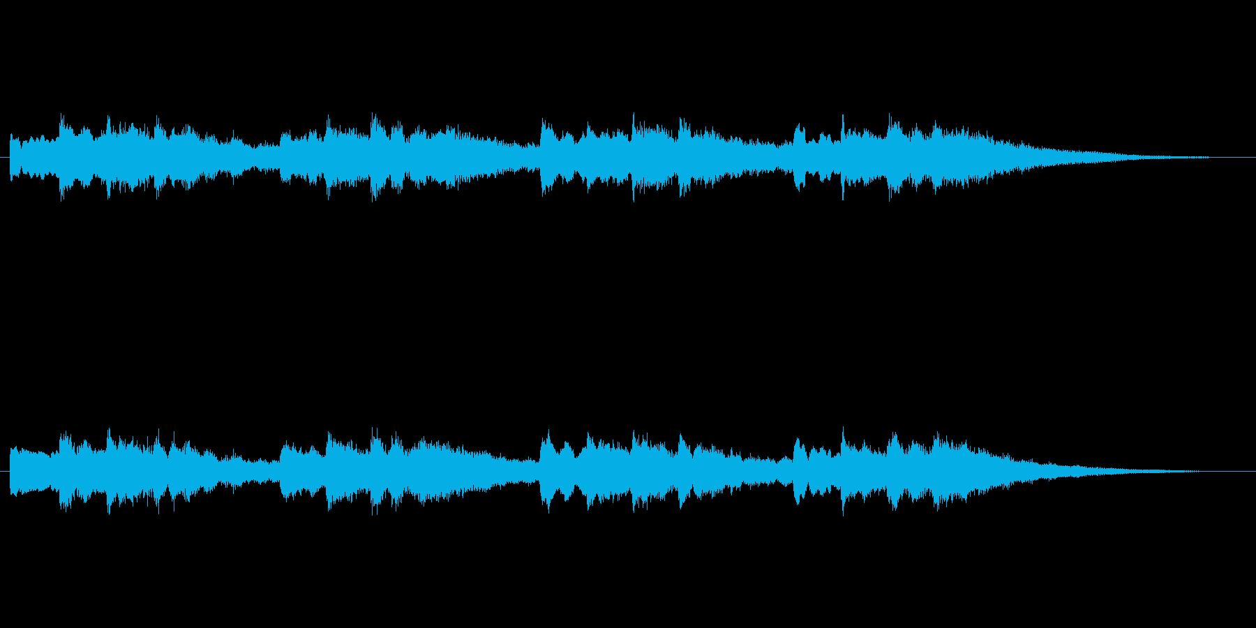 【チャイム 学校03-10】の再生済みの波形