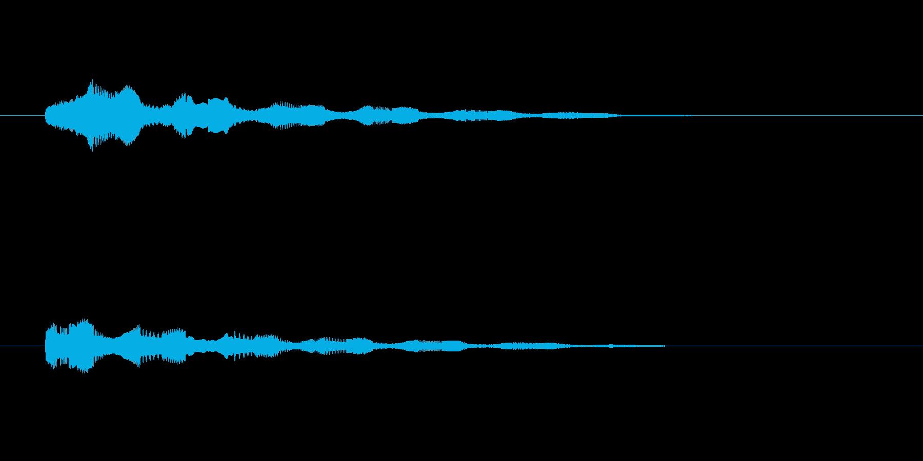 Sci Fiエイリアンプローブ-ス...の再生済みの波形