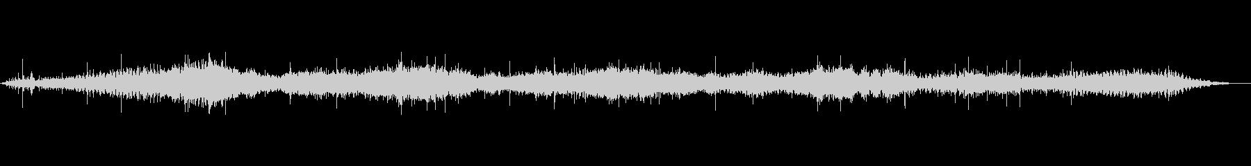 シリアス音8 火の未再生の波形
