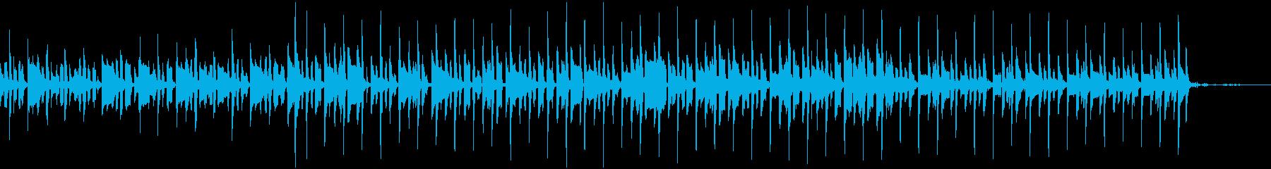 低音駆動のファンキーなグルーヴ。効...の再生済みの波形
