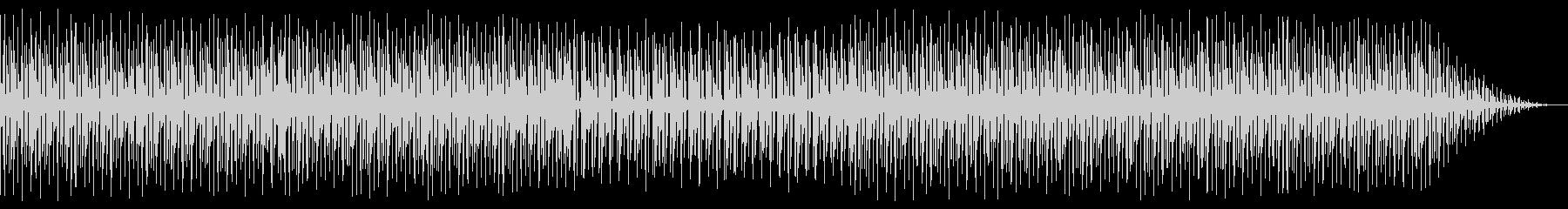 テクノハウス・ダンス・映像・IT系の未再生の波形