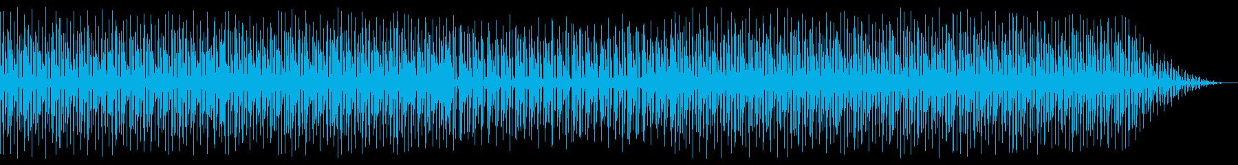 テクノハウス・ダンス・映像・IT系の再生済みの波形