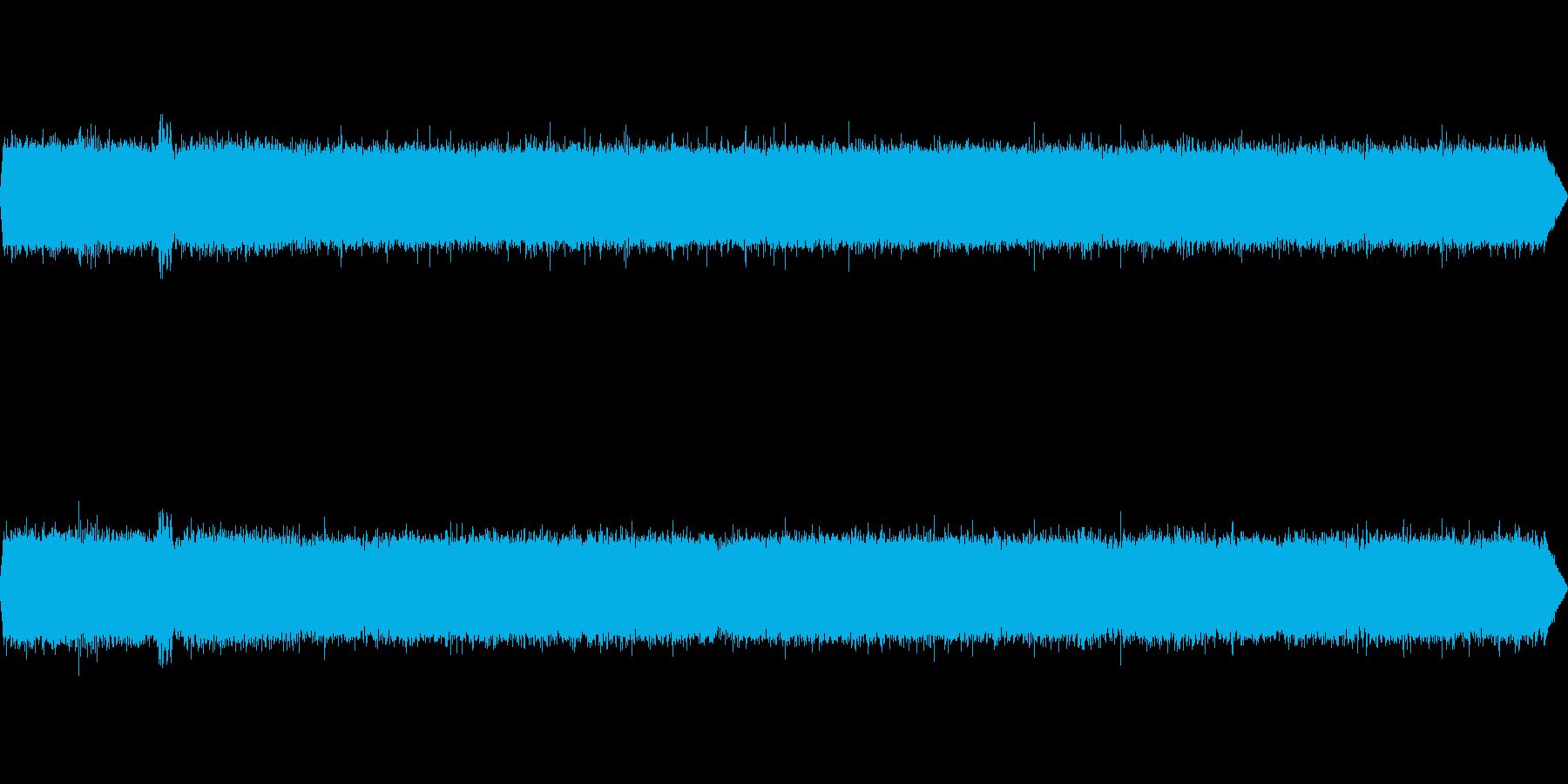 せせらぎの流れ-7(小川)の再生済みの波形