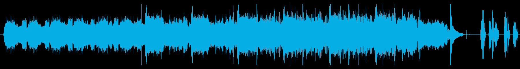 あらすじの再生済みの波形