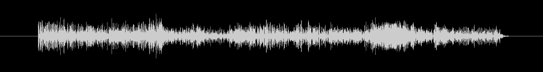 ノイズ ゴミスラープ01の未再生の波形