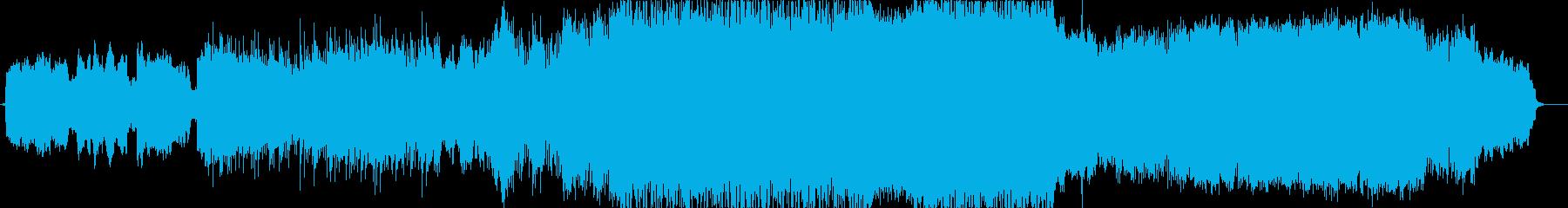 ドキュメンタリー。 U2の古い音。の再生済みの波形