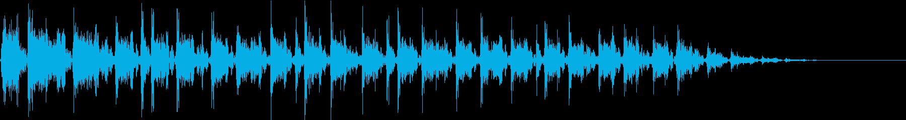 【効果音】壊れたモーター#1の再生済みの波形