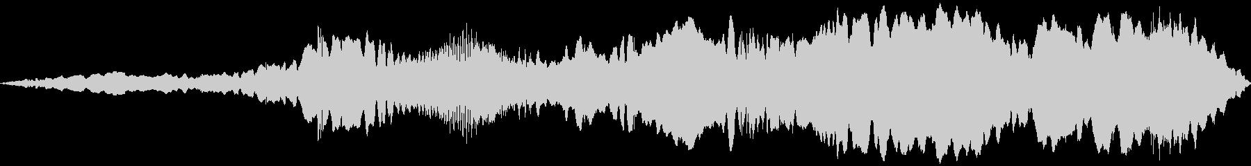 シンセビルディングドローン:さまざ...の未再生の波形