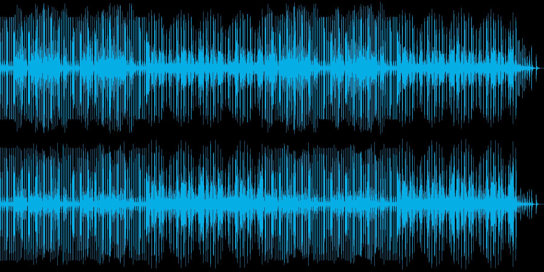バイオリンとアコーディオン。タンゴ調の再生済みの波形