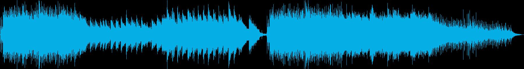 【和風lofi hiphop】花・文化④の再生済みの波形