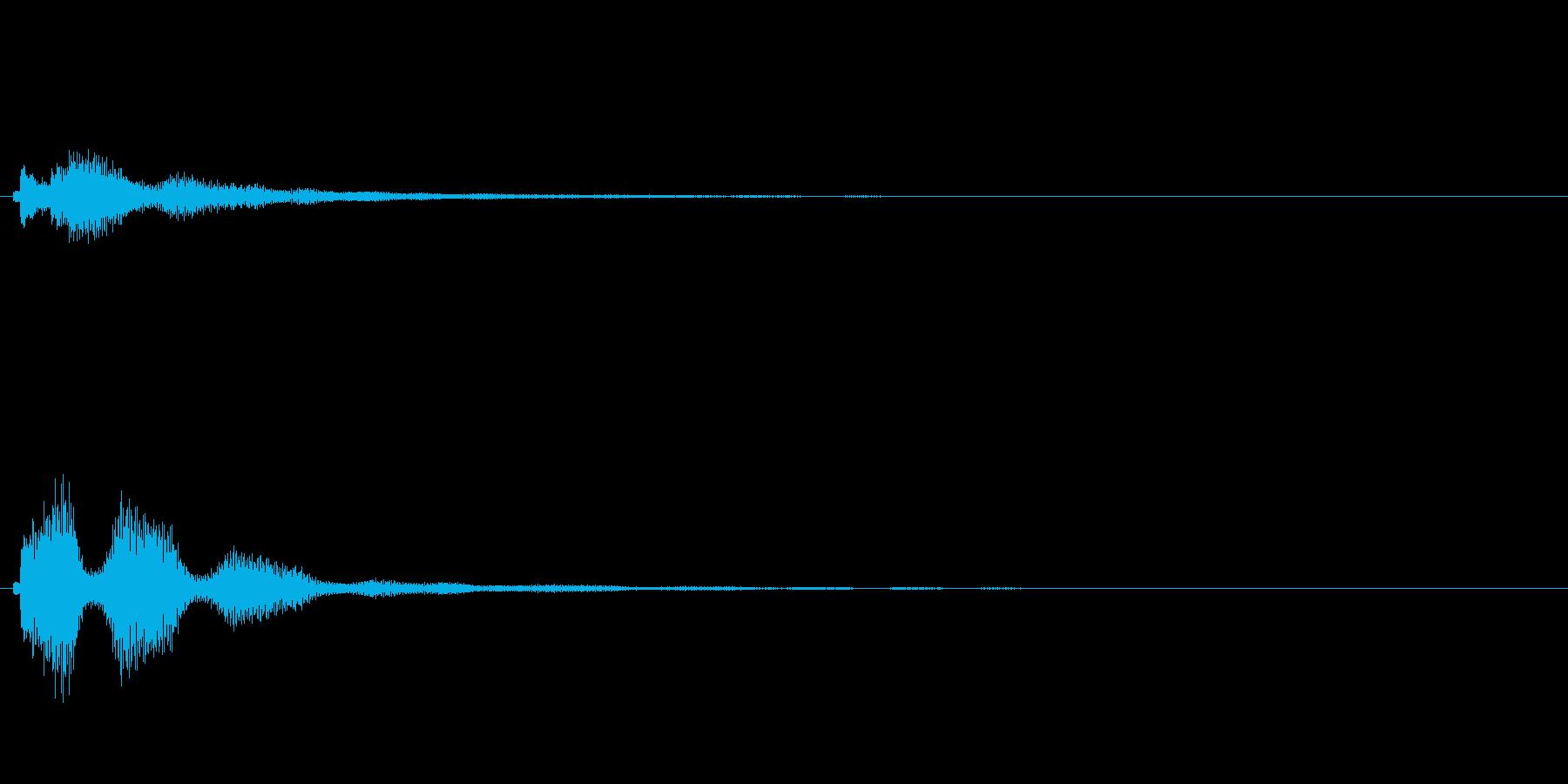 キラキラ系_070の再生済みの波形