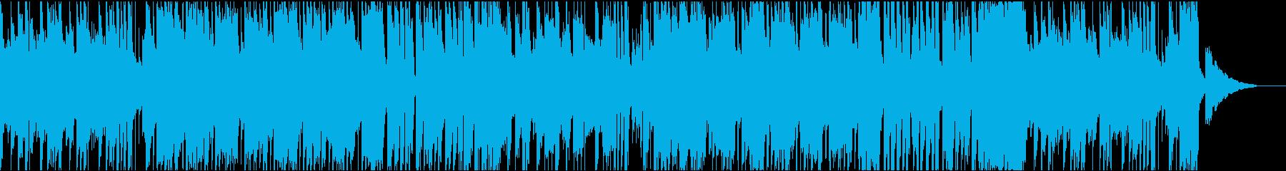 9秒でサビ、明るいサックス、さわやかの再生済みの波形