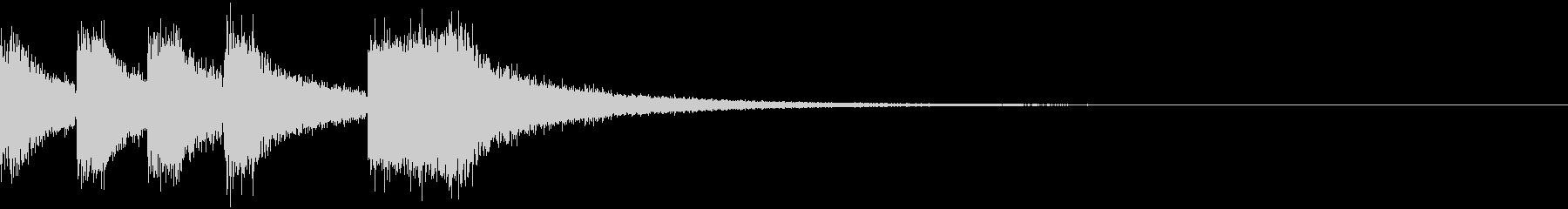 【音楽制作用】ノイズ FX_02の未再生の波形