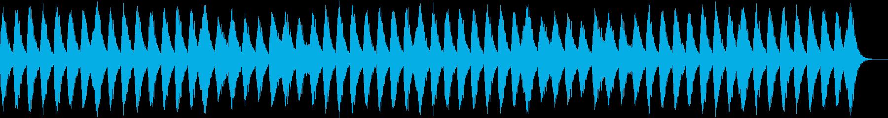 心をリフレッシュしてくれる優しいサウンドの再生済みの波形