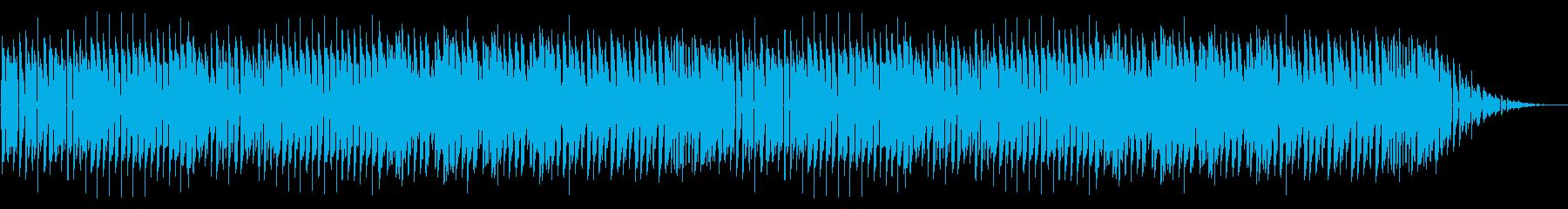 NES アクションD06-1(ステージ5の再生済みの波形