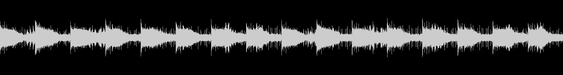 [切ない]ドラマティックなループ音源の未再生の波形