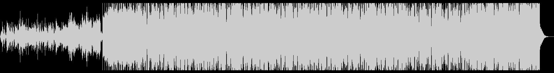 アンビエントミュージック レトロ ...の未再生の波形