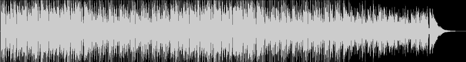 アコギ・軽快なサーフミュージックの未再生の波形