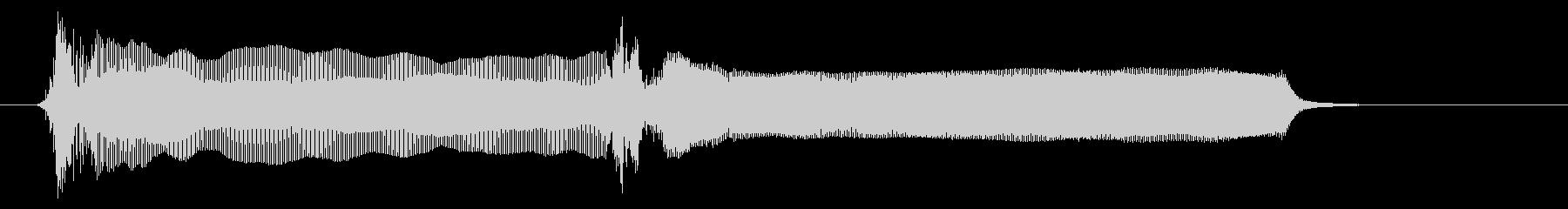 法螺貝01-4の未再生の波形