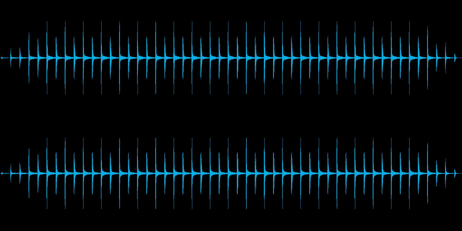 時計 ticktock_47-1_revの再生済みの波形
