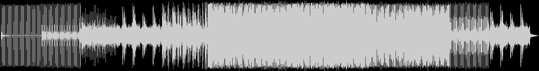 プログレッシブ、フィルタリングシン...の未再生の波形
