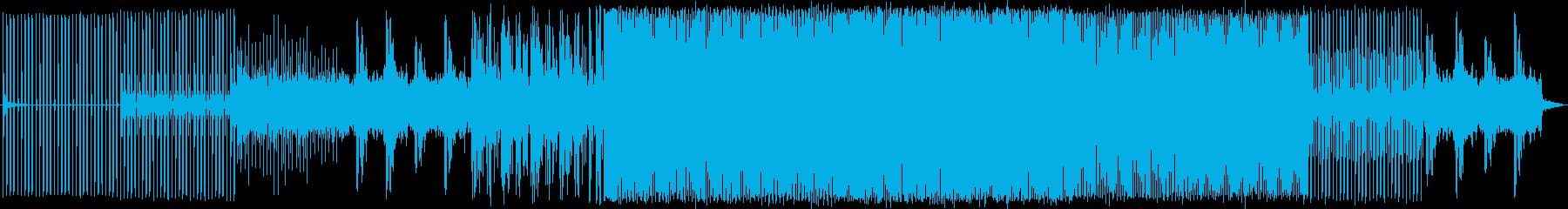 プログレッシブ、フィルタリングシン...の再生済みの波形