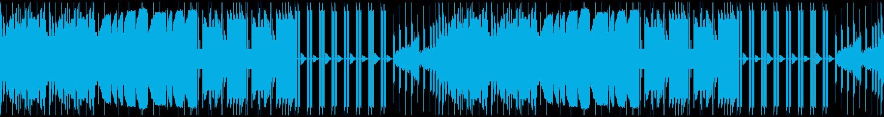 FC風ループ 悲しみのハコの再生済みの波形