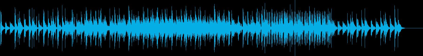 2014の再生済みの波形