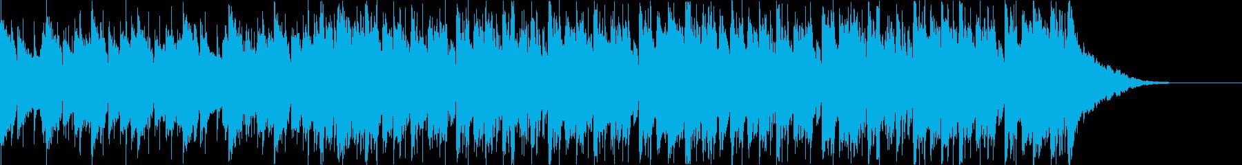 Pf「悠々」和風現代ジャズの再生済みの波形