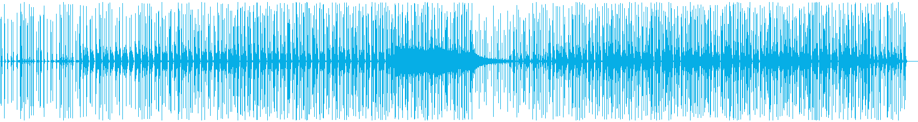 Shells Songの再生済みの波形