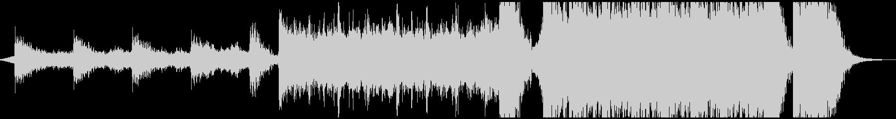 Damage IIの未再生の波形