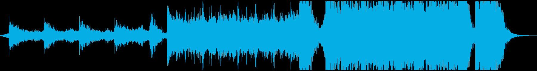Damage IIの再生済みの波形