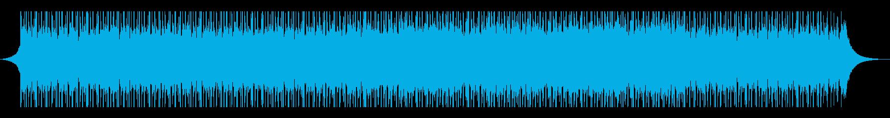 オンラインマーケティング(90秒)の再生済みの波形
