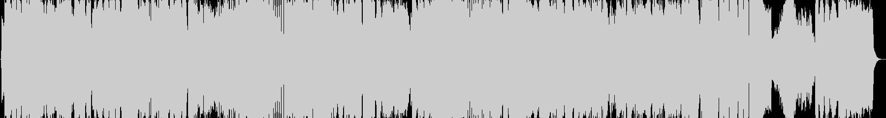 ノクターン9-2トランペットアレンジの未再生の波形