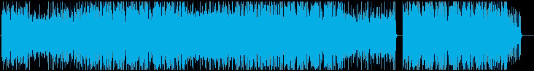 劇伴バイオリン/ヒップホップ/動画向/2の再生済みの波形